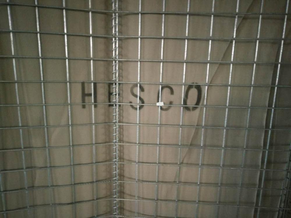 printed HESCO