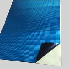 2mm butyl rubber vibration and noise isolation of the car