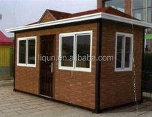china manufacturers small wood construction building prefab house prefabricated house