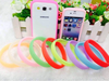 New coming Universal silicone mobile phone case for all phone, mutil-function silicone ring