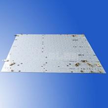 Luminous efficiency 120Lm/w dc 24V MCPCB LED Plates