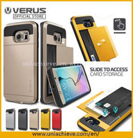 Matte PC Case for Samsung S6 edge with the cover Ultra Thin