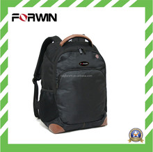 Business Computer Laptop Backpacks with Leather