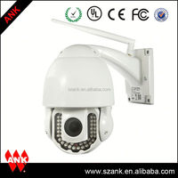 ANK HD oem cctv cam all in one ip network camera auto focus and zoom