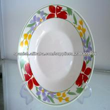 platos de cerámica,placas platos de cerámica