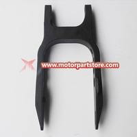 Steel casting swingarm fit for 12inch rear tyre motorcycle