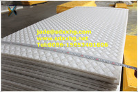 durable ground protection mats, hdpe road mat, white anti-slip ground mats