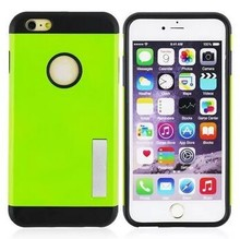 phone cover accept paypal,cell phone silicon case for iphone 6 with stand holder