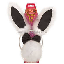 Most popular style good quality bunny rabbit ears headband for girls ladies women H2270