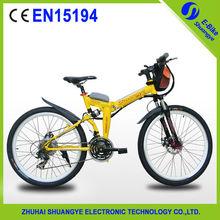 Fashionable design mountain folding Electric Bike