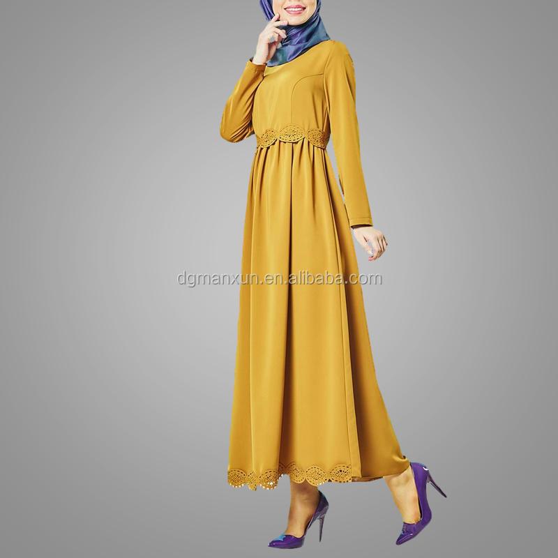 2017 New design fashion custom dubai abaya wholesale fashion muslim abaya maxi islamic clothing2.jpg