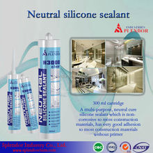 Silicone Sealant/ neutral silicone sealant/ splendor construction glass silicone sealant/ polyvinyl acetate silicone sealant