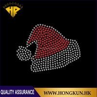 Wholesale hot fix rhinestones Custom Christmas gifts designs, Christmas rhinestone trimmings designs