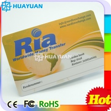 RFID MIFARE Classic 1K NFC contactless chip business card