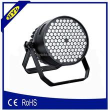 LED par 64 RGB 120x3W strobe / dimming par can light