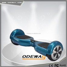 Fashion smart electric mini push scooter with fast weheel