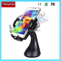 Wireless Car Charger Holder QI University Car Holder For Mobile Phone 360 Degree Rotate with Retail Box