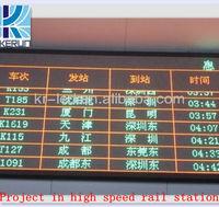 led circuit board Kerun dot matrix indoor vietnam led display