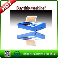 10% discount agent price cnc laser stamp engraving machine