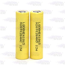 Good News 18650 HE4 2500mah 20amp high drain 18650 rechargeable e-cig mod battery