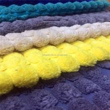 2015 Hot Sale Fine Waled Corduroy Fabric,Corn Corduroy for Toys, slippers, sofa fabric