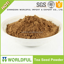 worldful best quality organic fertilizer tea seed powder for agriculture
