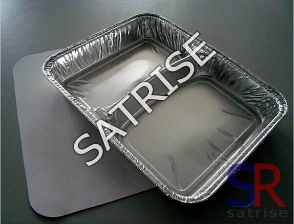 Chine populaire aluminium foil container