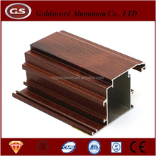 New arrival aluminum window and door for high quality