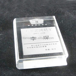 factory supplier crystal special gifts wholesale with over 10 years
