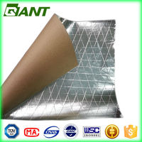 aluminum thermal reflective foil insulation blanket materials