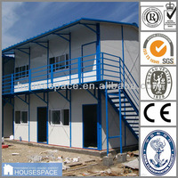 high quality and comfortable movable modular container house for workers/miners