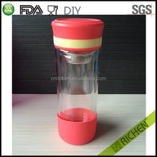 Fashion classical glass bottles hot sale alcohol