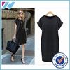 Yihao latest ladies casual dresses for summer and autumn hot sale dress
