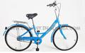 24 polegada single speed bicicleta adulto / senhora da bicicleta / single speed