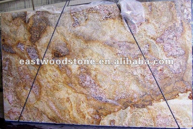 Copper Brown Granite : Juparana copper granite big size buy brown
