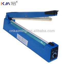 KM portable handy impulse plastic bag sealer