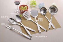 C032 7PCS High Class Stainless Steel Cooking Tools