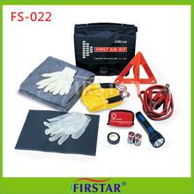 Eva medical car road first aid kit