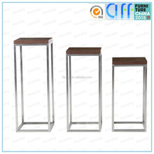 home furniture 3 pcs wood table sets console table SK1201S-A/B/C
