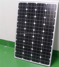 120W-130W -140W-150W-160W Price Per Watt Monocrystalline Silicon Solar Panel