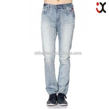 2015 new design fashion cheap denim innovative design jeans JX20040