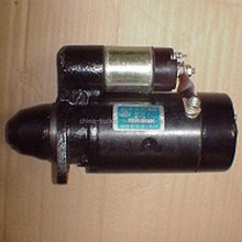 jinma 254 tractor parts starter motor QDJ100C3 QD100C3
