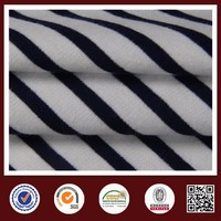 Feimei Knitting Cotton Polyester Yarn Dyed Fabric For Children Clothing