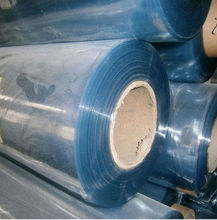 Chinese Thick Clear Plastic Rolls