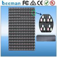 outdoor electronic advertising led display screen Leeman P8 SMD truck led display module