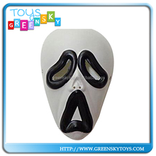 Cheap White EVA Scary Horror Halloween Mask