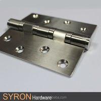 4 inch Flat Ball Bearing SUS304 Door Hinge Stainless Steel Ball Bearing