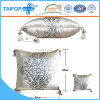 cylindrical half moon cushion