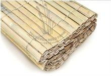 natural split bamboo fence for gardening