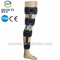 Cool Model versatile post-operative knee bracing